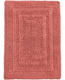 Closeout Hotel Collection Cotton Reversible 27 X 48 Bath Rug