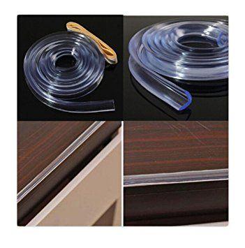 1M Lalang Transparent b/éb/é bande prot/ège coin de table protections dangles et rebords