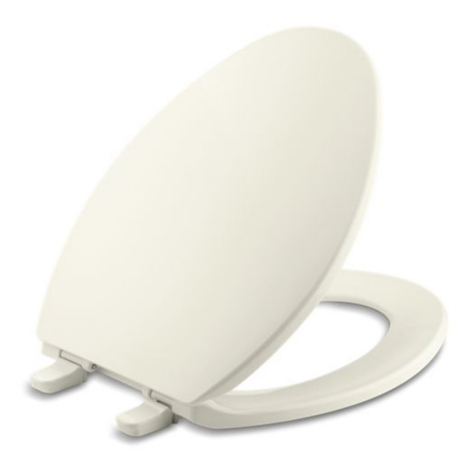 Kohler Brevia With Quick Release Hinges Elongated Toilet Seat