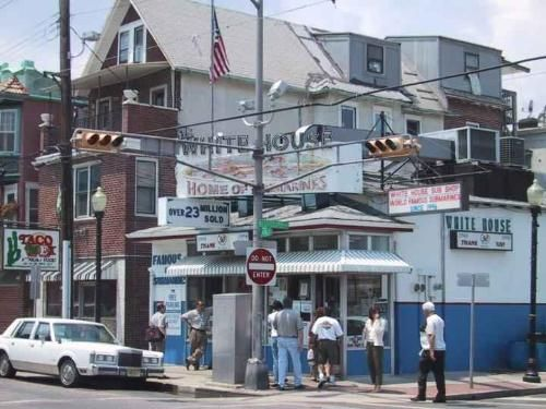 Best Hoagies In The World White House Sub Shop Atlantic City Nj Sub Shop Shop Front Design Shop House Plans