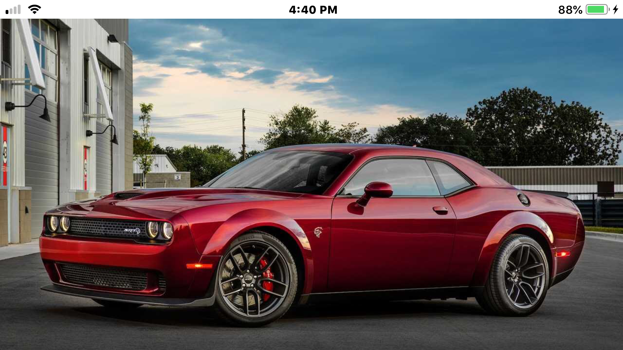Pin By Debbie Mcqueen On I Would Really Love To Have 2018 Dodge Challenger Srt Dodge Challenger Challenger Srt Hellcat