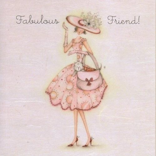 The Chic Card Collection By Berni Parker