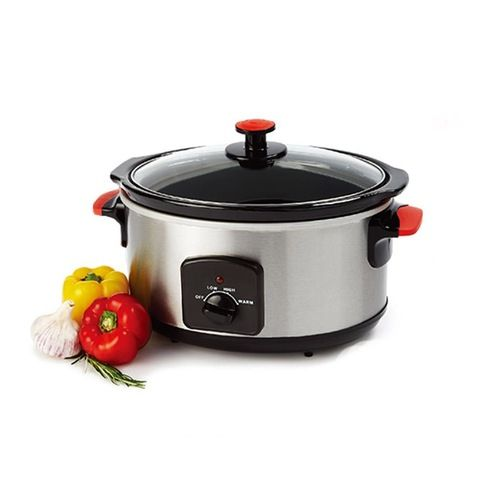 Stainless Steel Slow Cooker - 5L