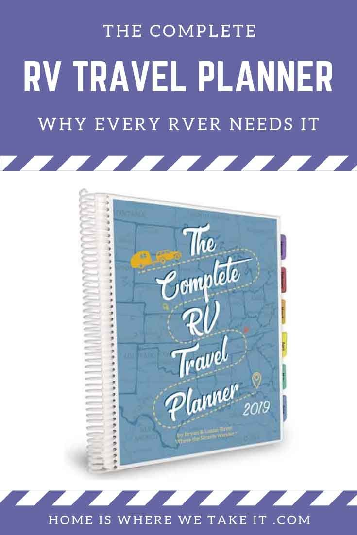 RV Travel Planner Review