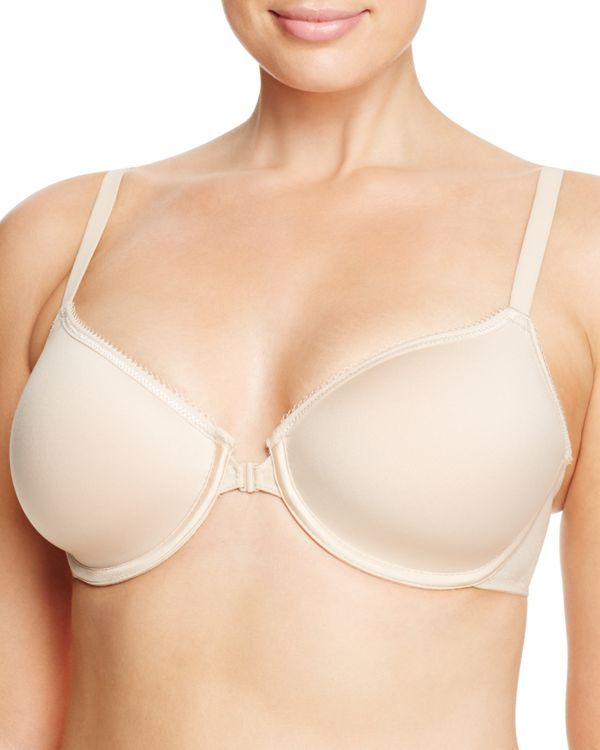 Basic Beauty Front Close Contour Bra Push Up Strapless Bra