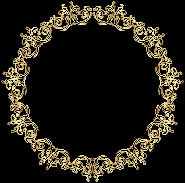 Border Frame Gold Png Transparent Image In 2020 Free Clip Art Frame Gold