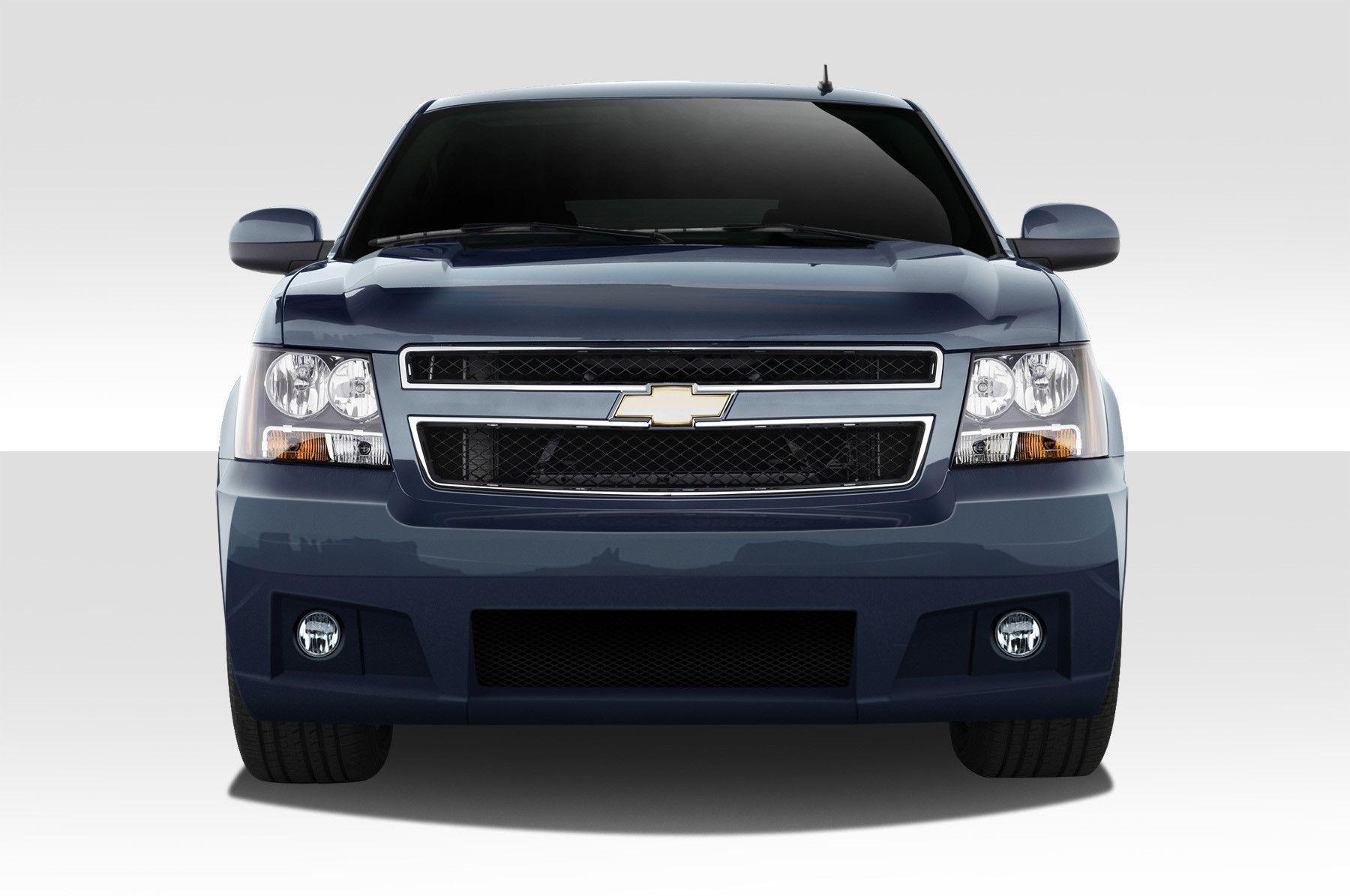 2007-2014 Chevrolet Tahoe Suburban Duraflex BT-1 Front Bumper Cover - 1  Piece