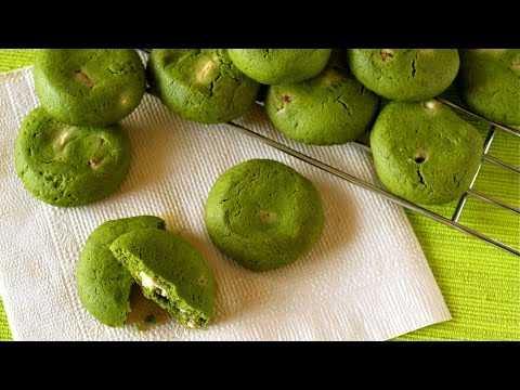 Photo of Country Ma'am Soft and Chewy Matcha Green Tea Cookies Country Ma'am-style Matcha Cookies –OCHIKERON –CREATE EAT HAPPY