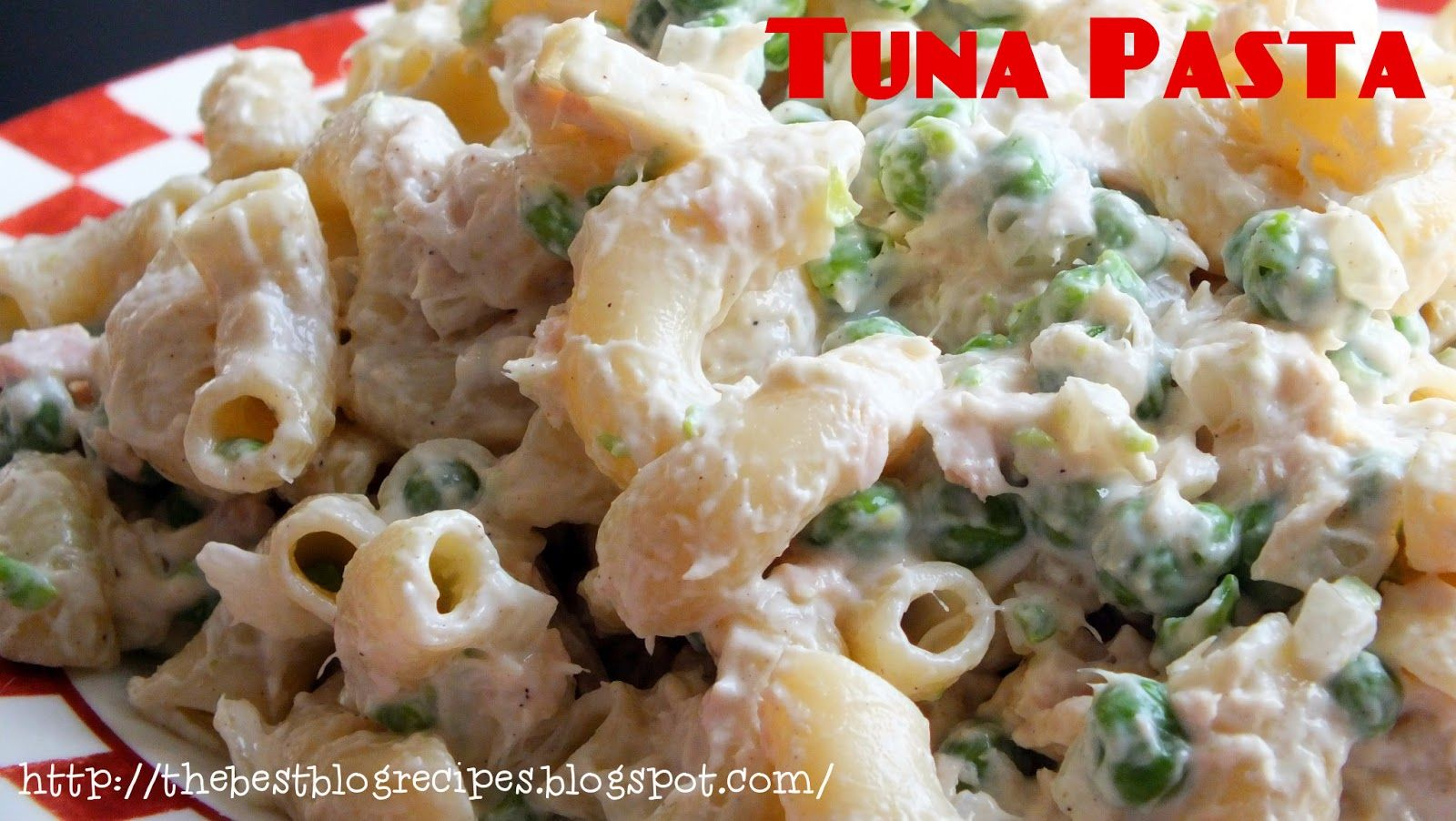 Tuna Pasta Cold Tuna Pasta Tuna And Pasta