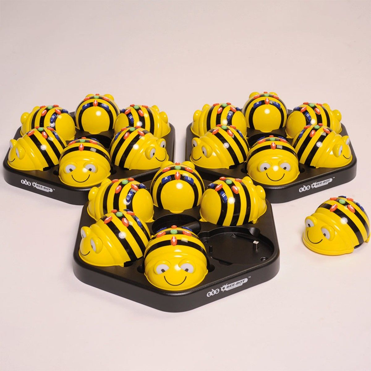 Rechargeable BeeBot Beebot, Basic programming