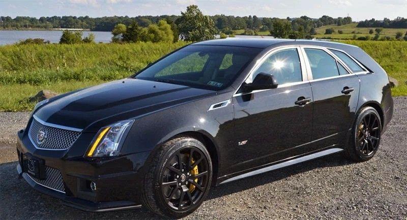 Cadillac Cts-V Wagon For Sale >> Pin On Shooting Brake