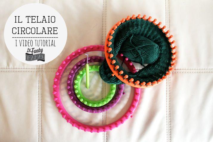 Come avviare un lavoro con il telaio circolare – maglia facile  aa45d83bdaaf