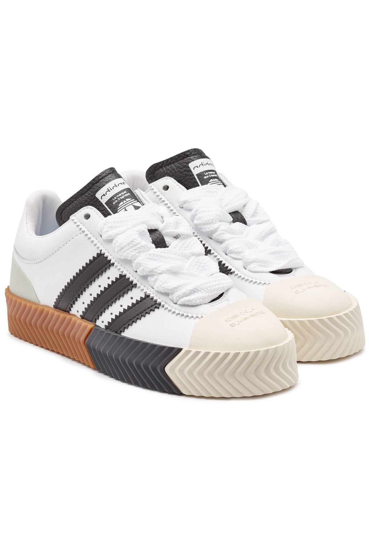 Aw Skate Super Leather Sneakers on