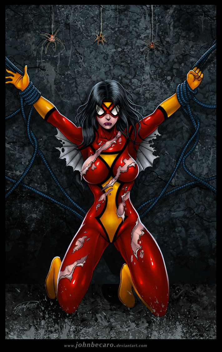 Spider-Woman screenshots, images and pictures - Comic Vine