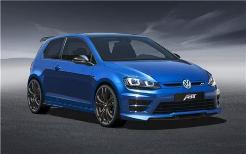 Abt Sportsline Have Released A Power Upgrade Kit For The
