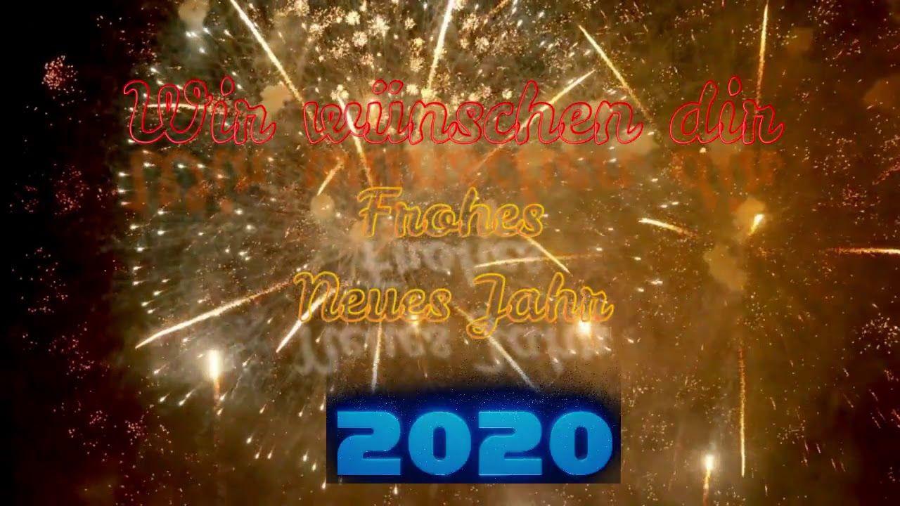 Frohes Neuses Jahr 2020 Frohes neues Jahr 2020 Wünschen