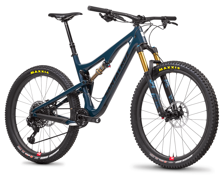 Santa Cruz 5010 Hardtail Mountain Bike Mtb Bike Bicycle