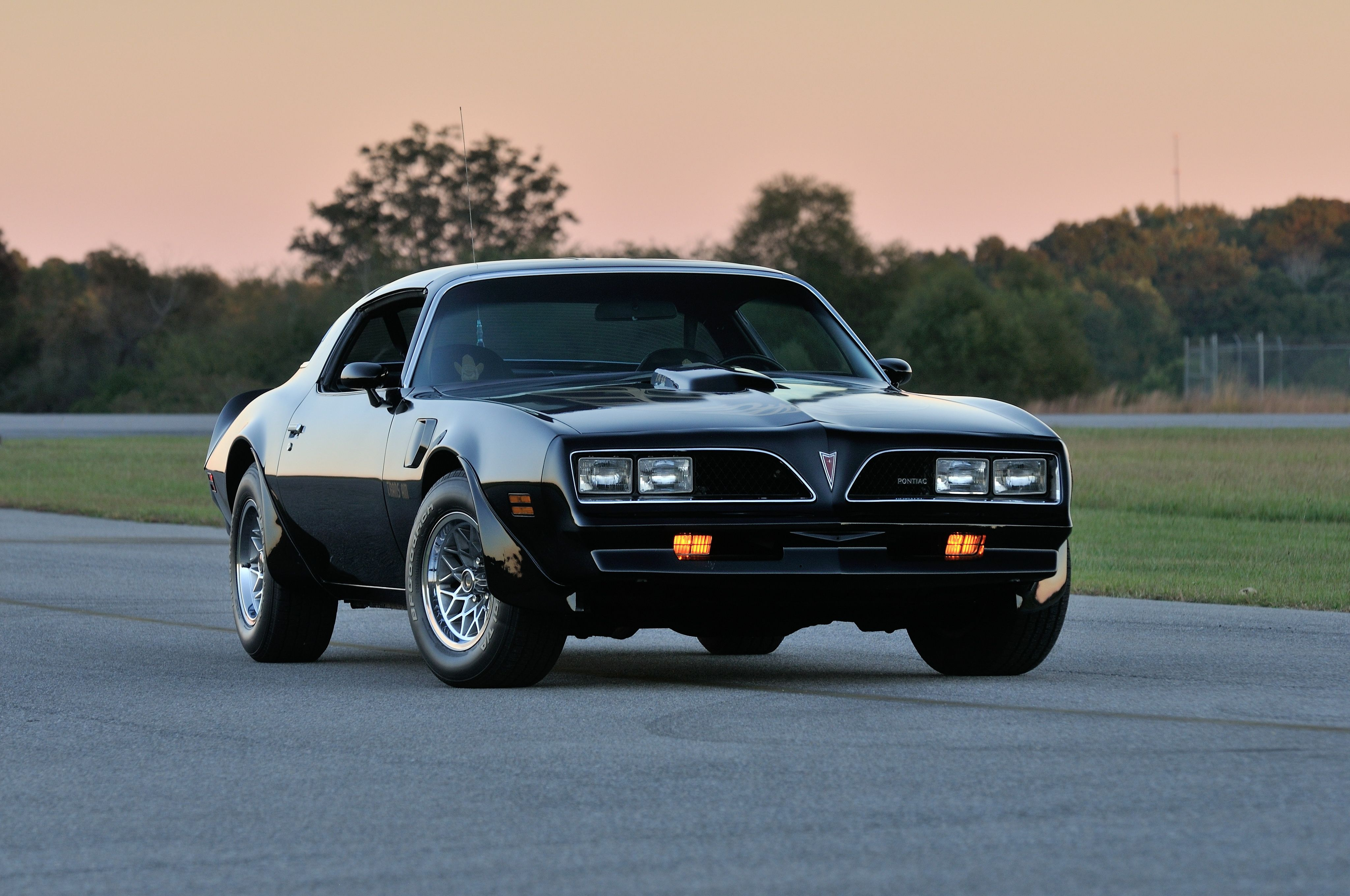 Pontiac Firebird Trans Am T A T Top American Muscle