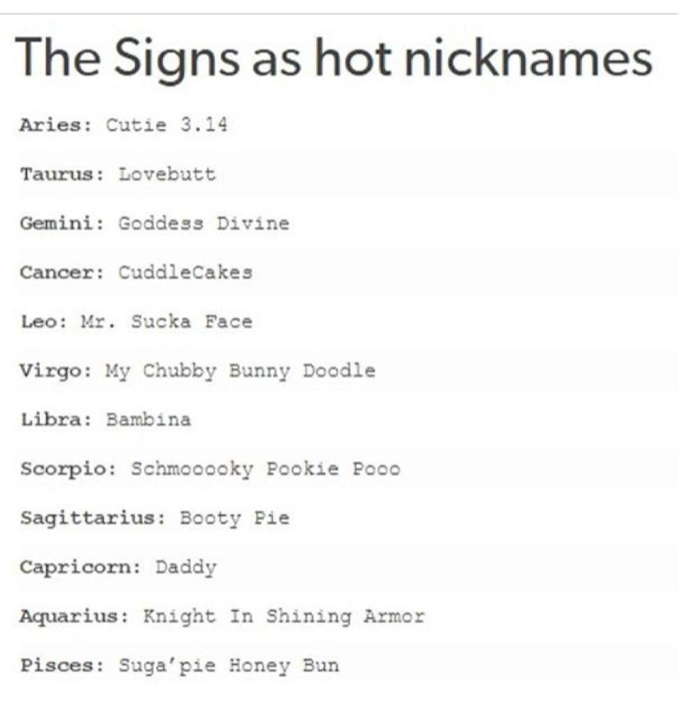 Search zodiac signs