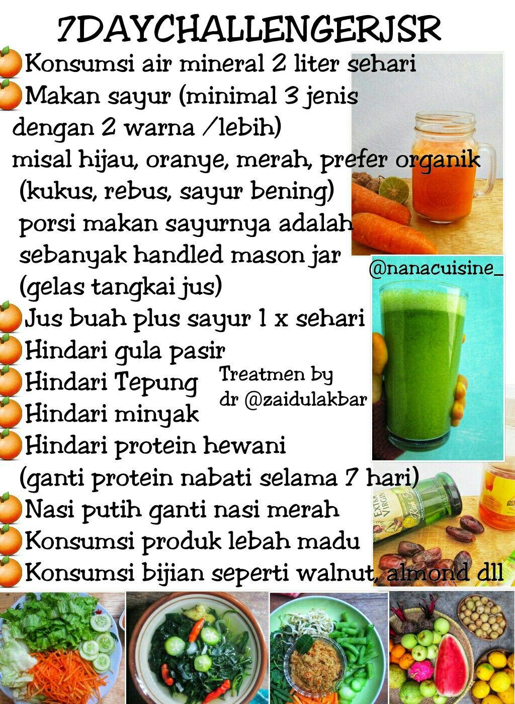 Pin Oleh Nayra Anwar Di Resep Jsr Resep Makanan Sehat Kesehatan Alami Makanan Sehat
