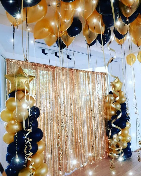 101 Glamorous Gold And Black New Year's Eve Party Decoration Ideas - 101 Glamorous Gold And Black New Year's Eve Party Decoration Ideas You are in the right place abou - #black #decoration #glamorous #ideas #party