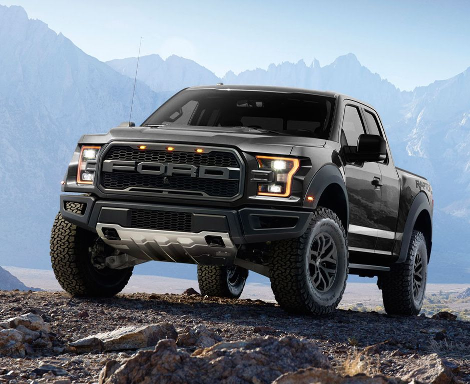 2017 ford f 150 raptor pick up truck black trucks pinterest. Black Bedroom Furniture Sets. Home Design Ideas
