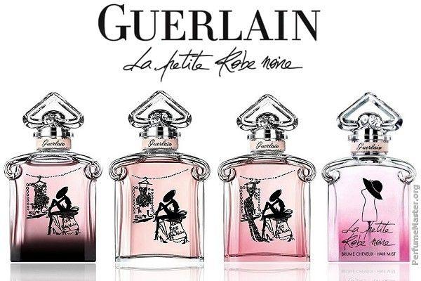Guerlain 2014 Petite Collection Robe Noire News La Perfume v8Nmn0w