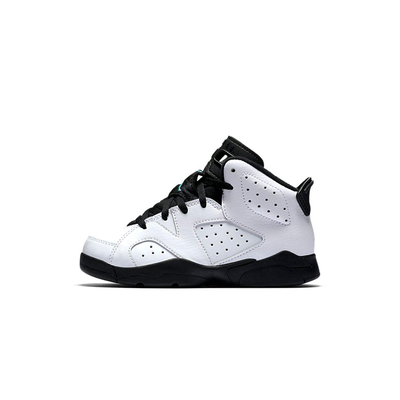5a054597efc4ff Air Jordan Retro 6 Little Kids  Shoes