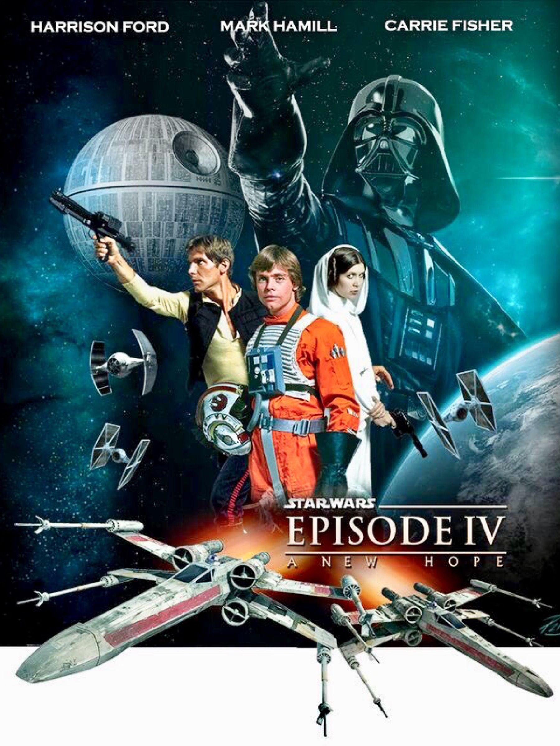 Star Wars A New Hope Star Wars Episode Iv Star Wars Images Star Wars Episodes