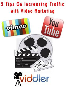 5 Tips to increase traffic with #video marketing