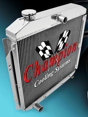Champion Cooling Systems Company Information Performance Auto