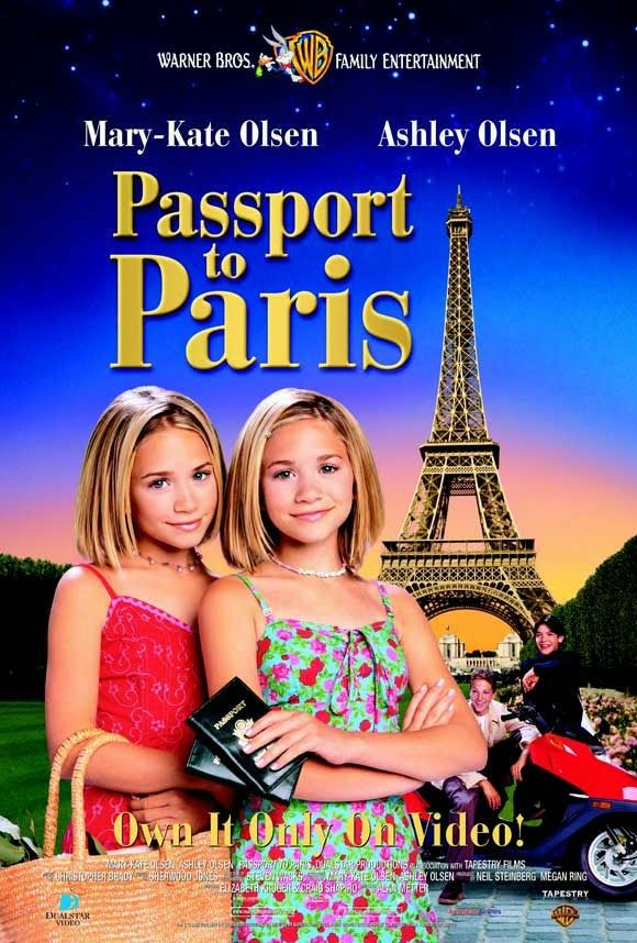 """Passport to Paris"" (1999)"