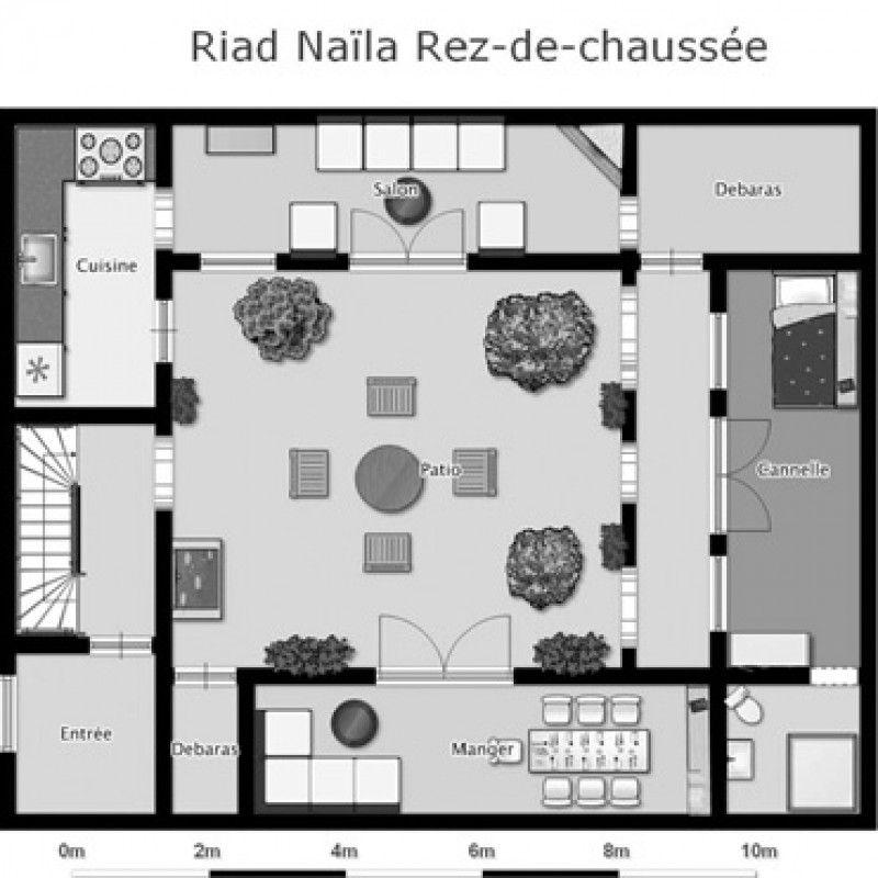 2 Bedroom Small House Plans Kerala Riad Floor Plan Floor Plans Small House Plans