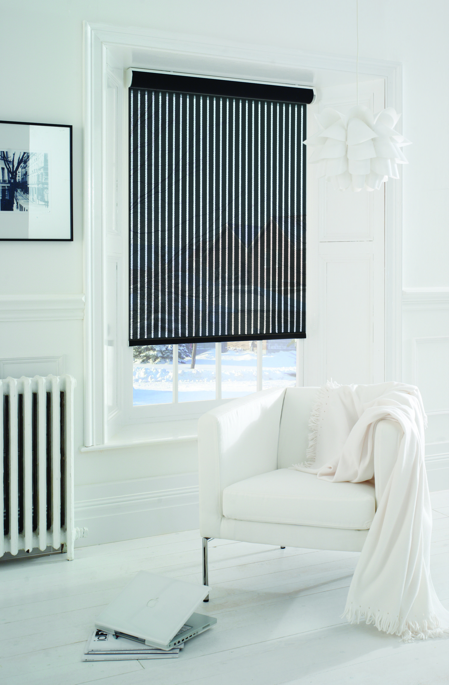 Roller Blinds -Translucent   Home is where you make it ...