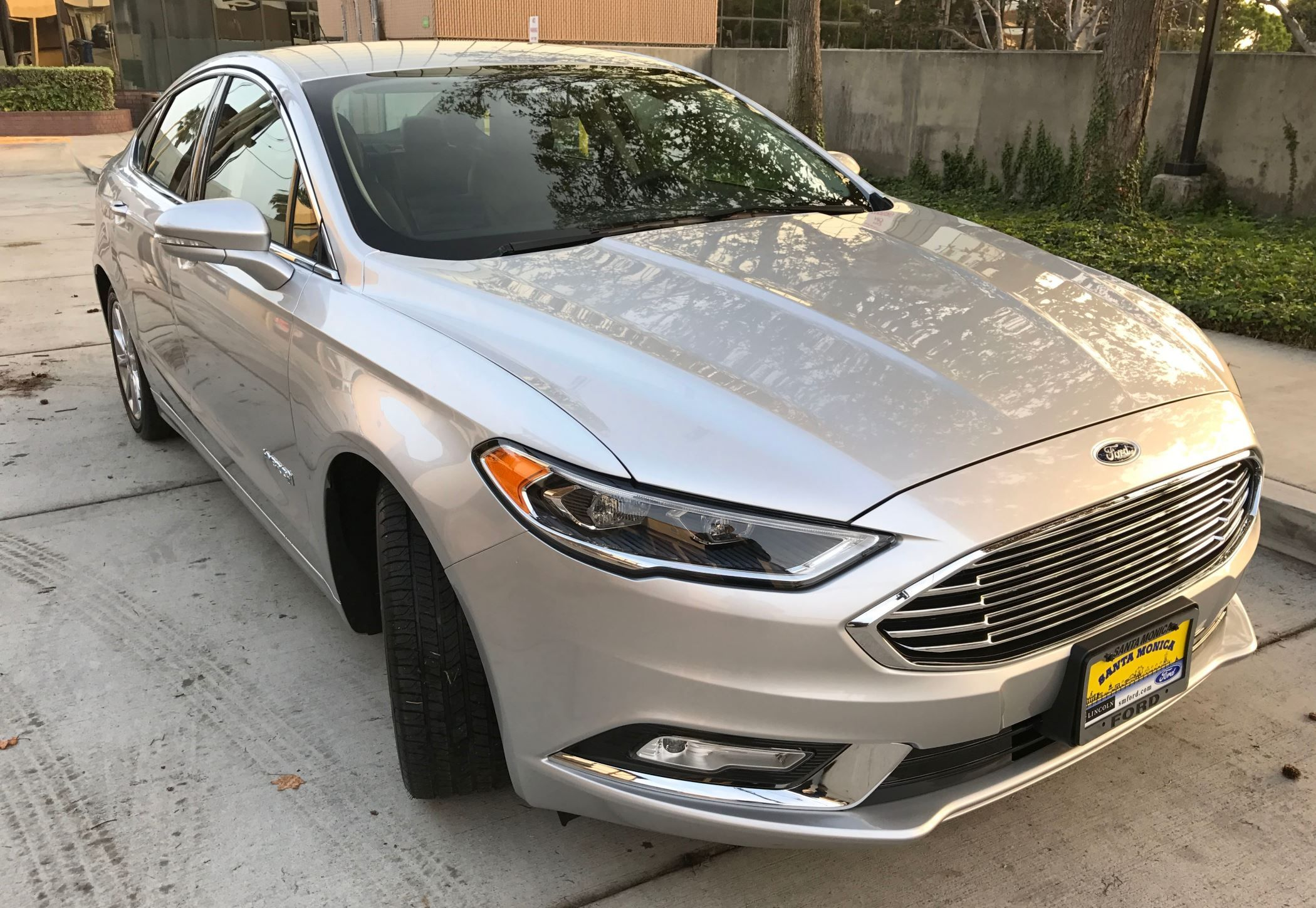 Top Ten Things I Love About My 2017 Ford Fusion Hybrid Se