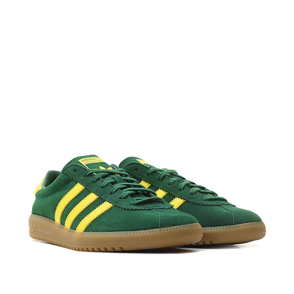 d1af3c5a0 adidas Originals Bermuda (grün   gelb   braun)