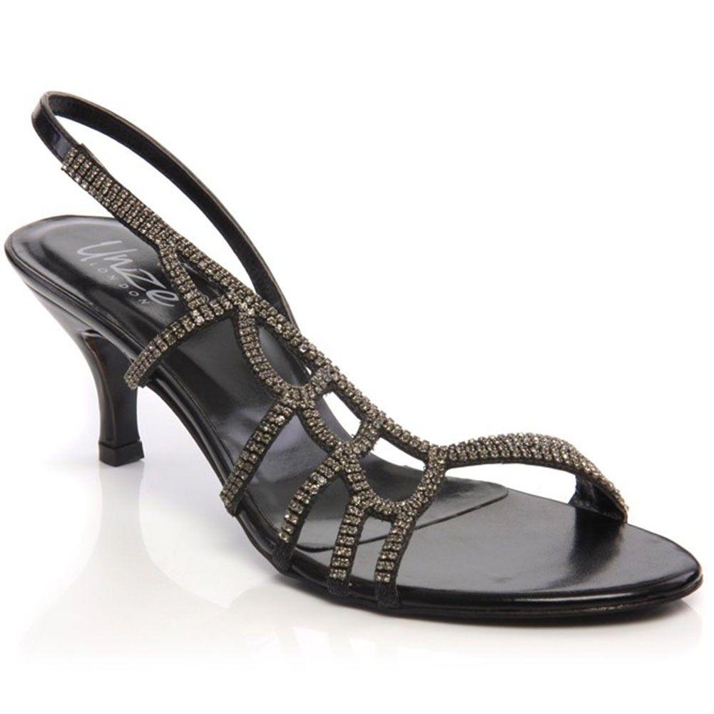 bea2b0c94 Women s Embellished Party Evening Sandals. Brand Unze Shoes London More  Details Please Visiting  Unze