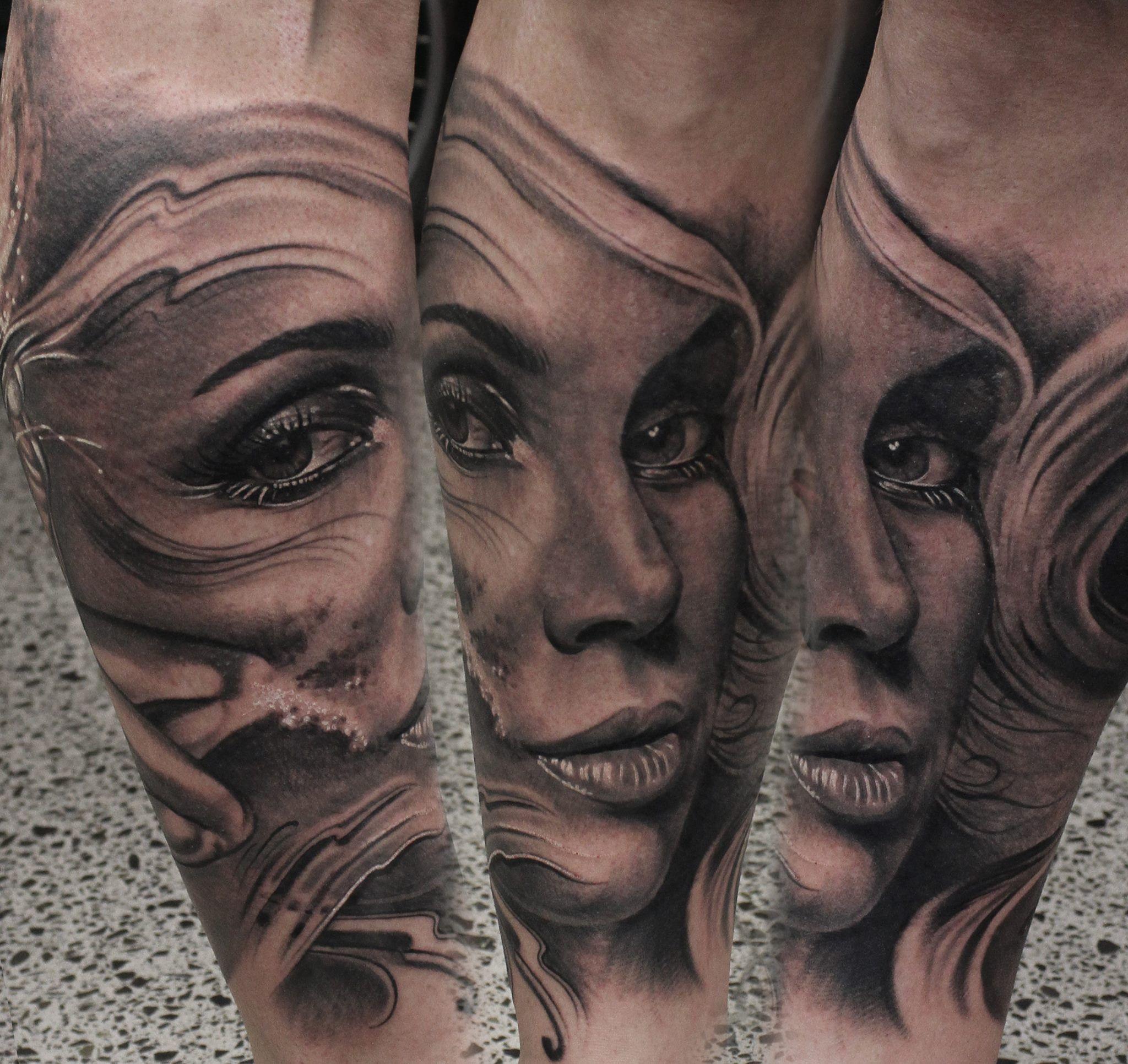 Sick Tattoo Sleeves Dbeadfcdfdb