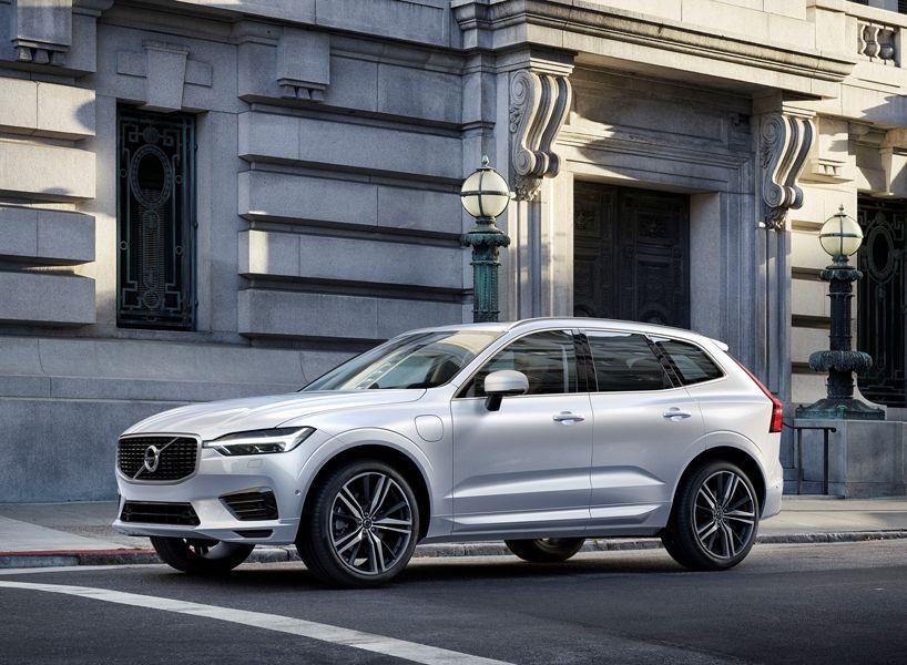 Designboom On Twitter Volvo Xc60 Volvo Xc Volvo
