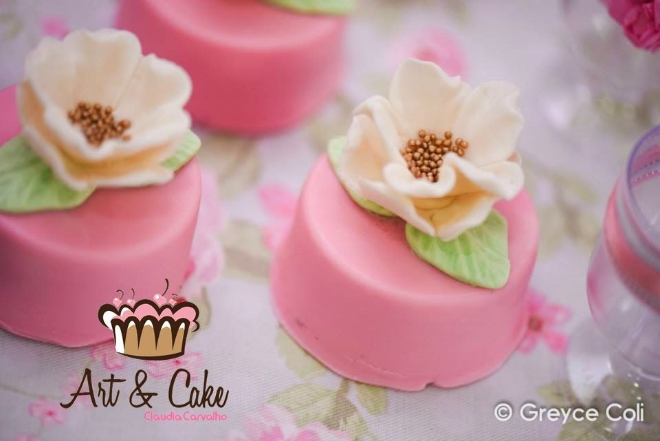 Art & Cake: A EMPRESA