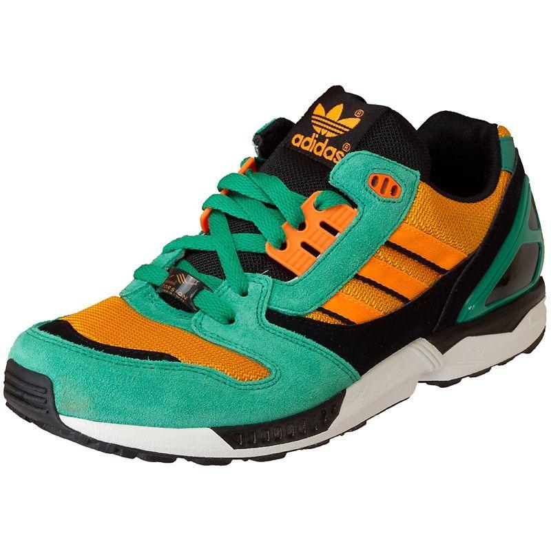 Sneaker Adidas ZX 8000 greenorange | Sneakers | Turnschuhe