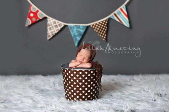 Newborn+Baby+Boy+Photo+Prop+Galvanized+Bucket+by+BroddersTubs,+$28.00