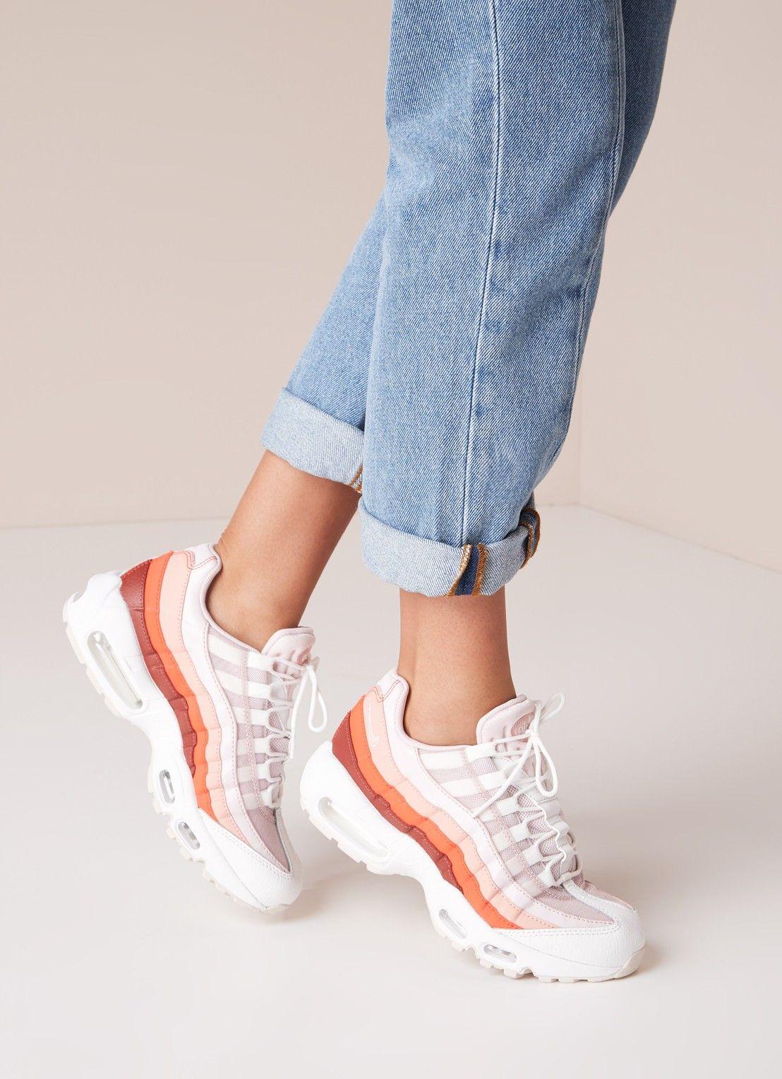 825a88f69783ce Nike Air Max '95 sneaker met leren details • de Bijenkorf | Future ...