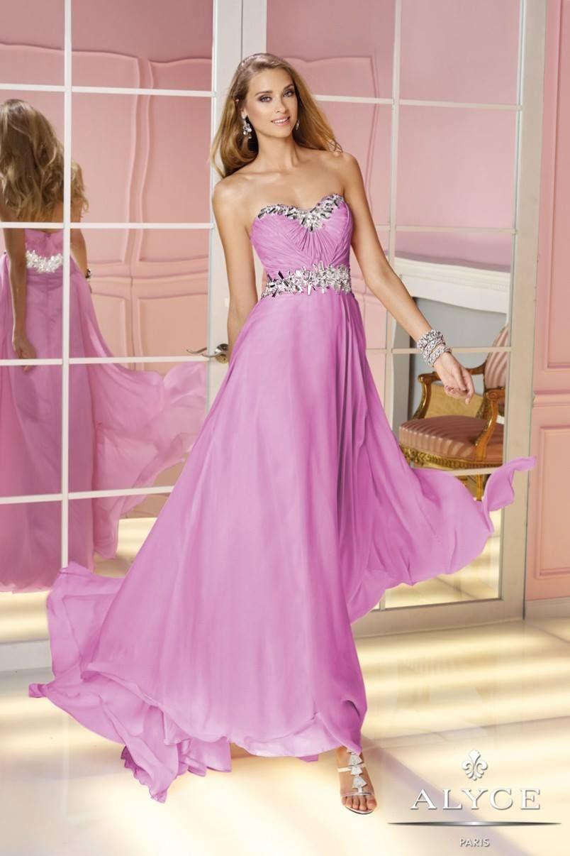 Pastel dress style #6179 | ALYCE PARIS | Pinterest