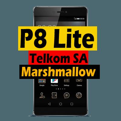 Huawei P8 Lite ALE-L02 Marshmallow B570 EMUI 4 Full Firmware