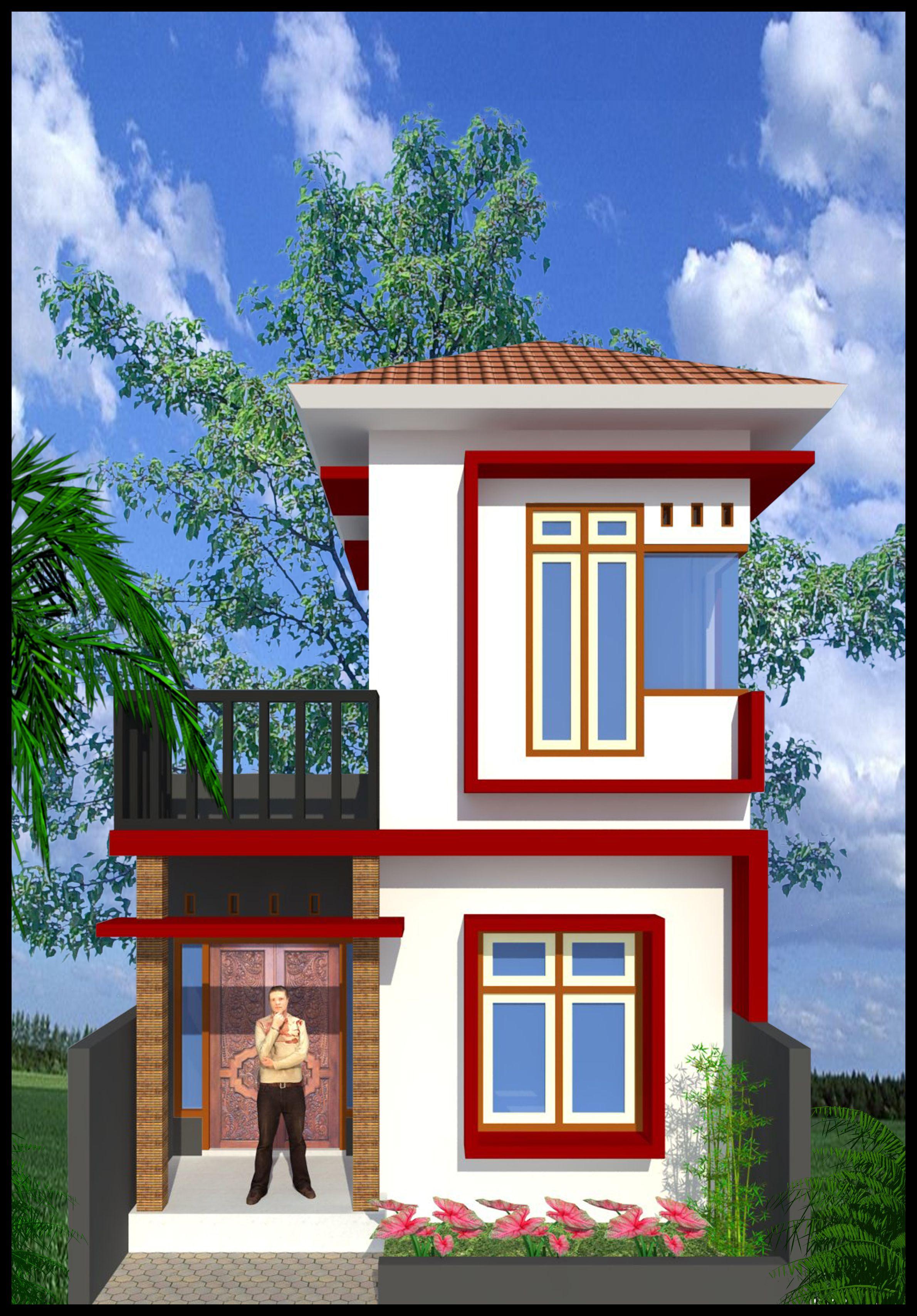 Rumah Type 36 Bertingkat | Rumah