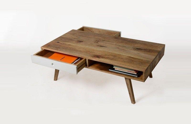 53 id es de table basse d co pour votre salon table basse table basse table basse tiroir et. Black Bedroom Furniture Sets. Home Design Ideas