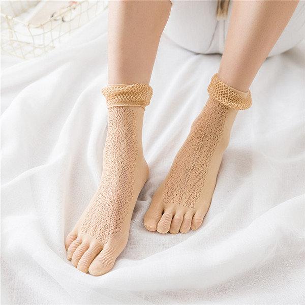 knöchellange Ringelhose für Karneval /& Fasching Leggings schwarz-weiß geringelt