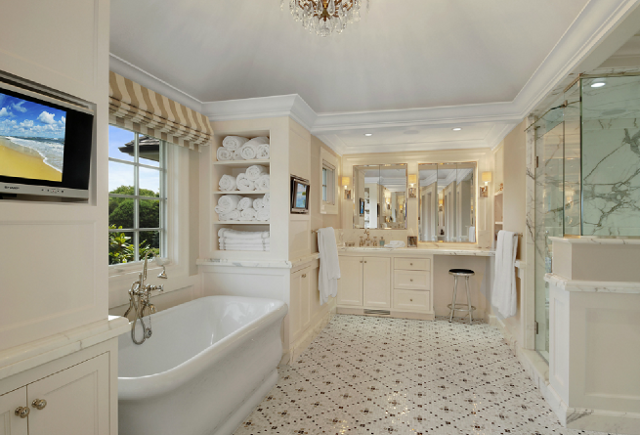Enjoyable Style At Home Bathrooms Home Design And Style Largest Home Design Picture Inspirations Pitcheantrous