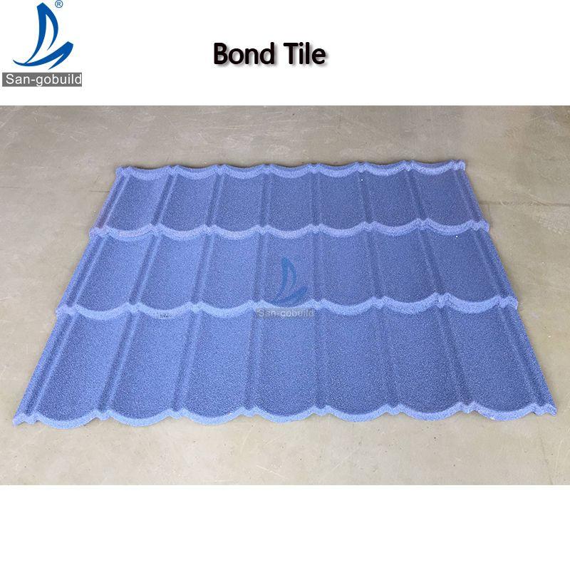 Best Selling Metal Roofing Tile Metal Corrugated Tile Roofing Stone Chip Coated Metal Roof Tile Sheet Stonecoatedmetalroofingtile Roofingsheet Steelroofti
